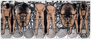 Gilbert and George - Our spunk 1997