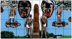 Gilbert & George - Naked from SNHW 1994